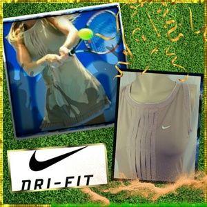 Nike Open Flora Tennis Dress